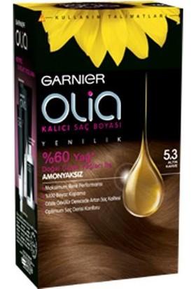Garnier Olia 5/3 - Altın Kahve Saç Boyası
