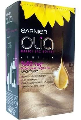 Garnier Olia 8/0 - Sarı Saç Boyası