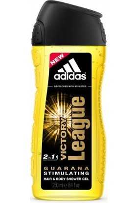 Adidas Duş Jeli King 2 in1 Victory S.Gel 250 ml.