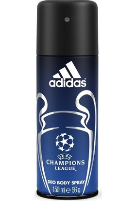 Adidas Uefa Champions League 150 Ml Erkek Deodorant