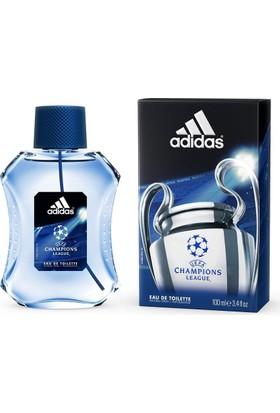 Adidas Uefa Champions League Edt 100 Ml Erkek Parfümü