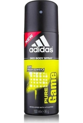 Adidas Pure Game Erkek Deodorant