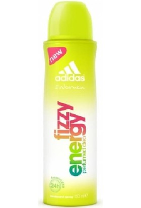 Adidas Fizzy Energy Deodorant 150 Ml Kadın Deodorant