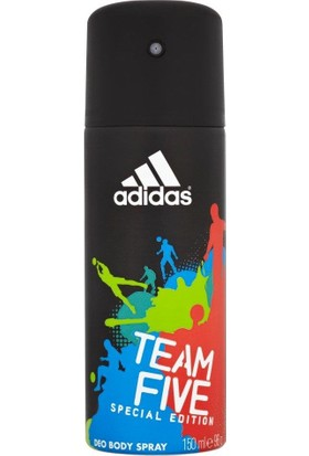 Adidas Team Five Erkek Deodorant Erkek Deodorant 150 Ml