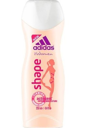 Adidas Duş Jeli Princess SG SHAPE 250 ml