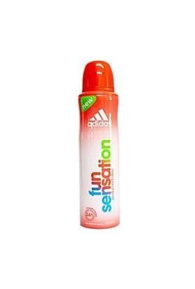 Adidas Fun Sensation 150 Ml Kadın Deodorant