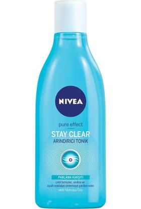 Nivea Pure&Effect Parlama Karşıtı Tonik 200Ml