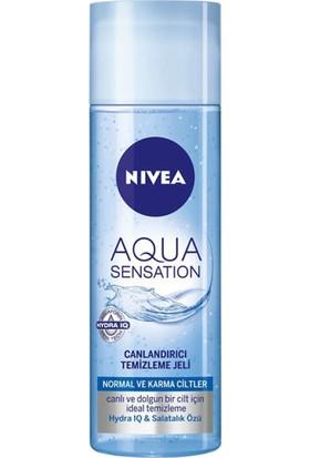 Nfc Aqua Sensatıon Canlandırıcı Yüz Temizleme Jeli Normal/Karma 200Ml