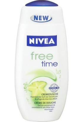 Nivea Free Time Yıldız Meyveli Duş Jeli