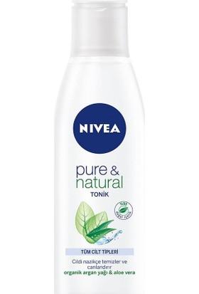Nivea Visage Pure&Natural Tonik