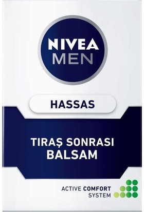 Nivea Hassas Tıraş Sonrası Balsam 100Ml