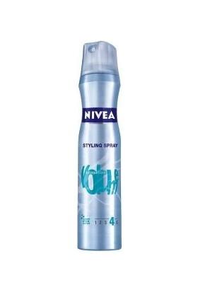 Nivea Hair Styling Saç Spreyi Hacim 250 Ml