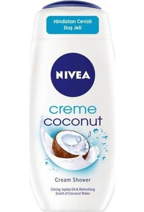 Nivea Duş Jeli Coconut 250 Ml Kadın