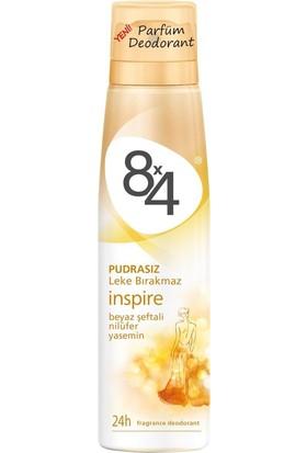 8X4 Inspire Women 150 Ml Kadın Deodorant