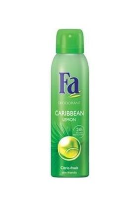 Fa Sprey Bl Caribbean Lemon 150Ml