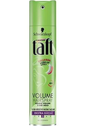 Taft Sprey Volumen 250Ml
