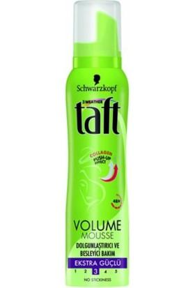 Taft Saç Köpüğü Volumen Hacim Veren 150 ml