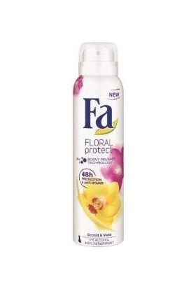 Fa Floral Protect Orchid & Viola 150 Ml Kadın Deodorant