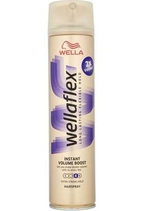 Wellaflex Saç Spreyi Anında Hacim Güçlü 250 Ml