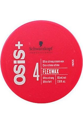 Osis Flexwax Ultra Güçlü Krem Wax 85ml