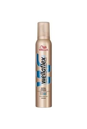 Wella Wellaflex Şekillendirici Saç Köpüğü Ekstra Güçlü 200 ml