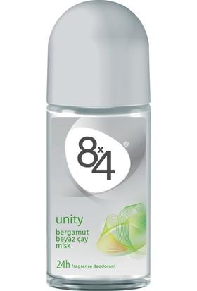 8X4 Roll-On Unity 50 Ml Unisex