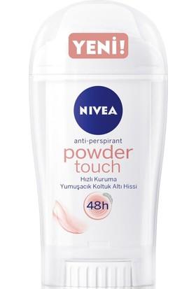 Nivea Powder Touch Stıck 40Ml Kadın