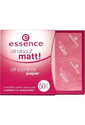 Essence Ab Matt Yağ Kontrol Kağıdı 9453330