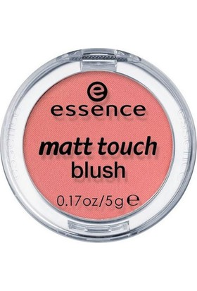 Essence Matt Touch Allık 10<