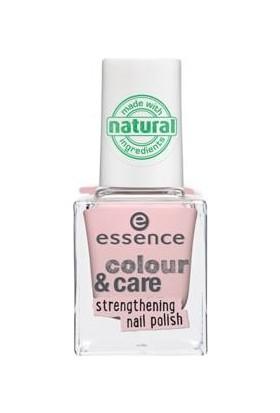 Essence Colour & Care Güçlendirici Oje 02