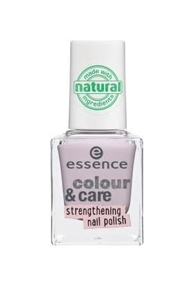 Essence Colour & Care Güçlendirici Oje 03