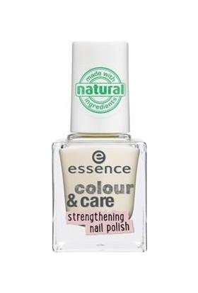Essence Colour & Care Güçlendirici Oje 04