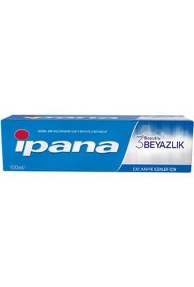 İpana Diş Macunu 3 Boyutlu Beyazlık Çay Kahve İçenler İçin 100 ml