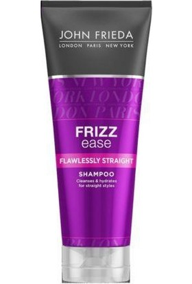 John Frieda Frizz-Ease Düzleştirici Etkili Günlük Şampuan 250 ml