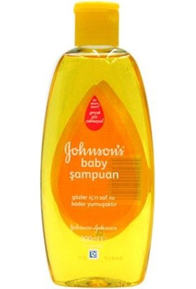 Johnson's Baby 200 Ml Göz Yakmayan Bebek Şampuanı