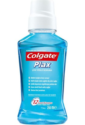 Colgate Plax Ağız Suyu Serin Nane 250 Ml - Alkolsüz