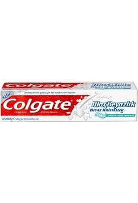 Colgate Diş Macunu Max Beyazlık 50 Ml