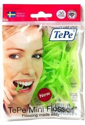 Tepe Çatal Diş İpi 36 Adet