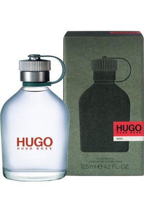 Hugo Boss Men Edt 125 Ml Erkek Parfüm