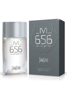 Sansiro Edt M-656 50 ML Erkek Baharatlı