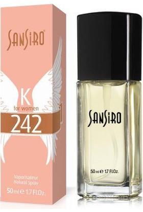 Sansiro 50 ML Parfüm Bayan No.K242 Oryantal