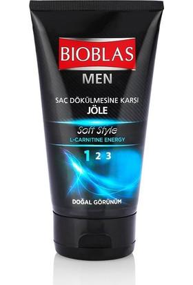 Bioblas Men Soft Style Jöle 150 Ml - Doğal Görünüm