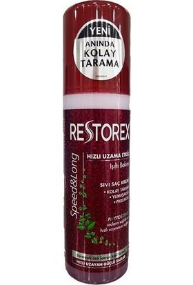 Restorex Sıvı Saç Kremi Hızlı Uzatma Etkili 200 Ml