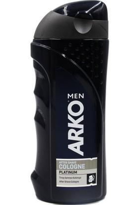 Arko Men Tıraş Kolonyası 250 Ml Platinum