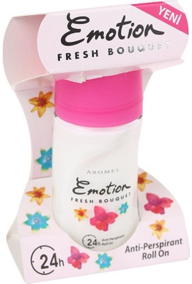 Emotion Fresh Bouquet Deo Roll On 50 Ml Kadın Roll On