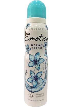 Emotion Ocean Fresh 150 Ml Kadın Deodorant