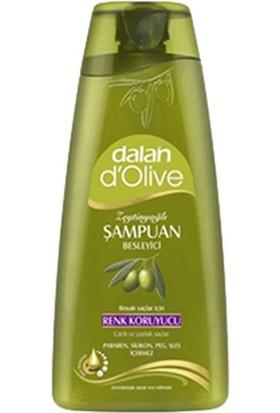 Dalan D'olive Renk Koruyucu Şampuan 400 Ml