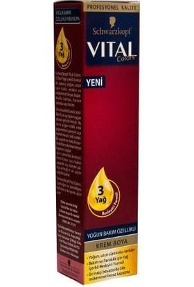 Vital Colors Tüp Boya 4-0 Kahve 60 Gr