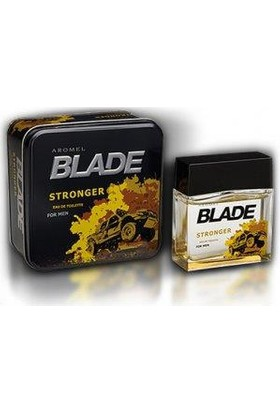 Blade Stronger Erkek Parfümü Edt 100ml