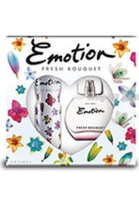 Emotion Fresh Bouquet Edt 50 Ml Kadın Parfümü